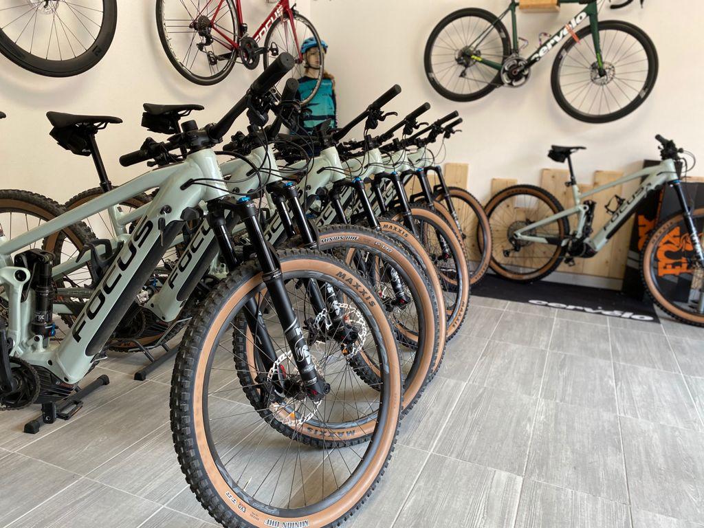 Flotta e-bike